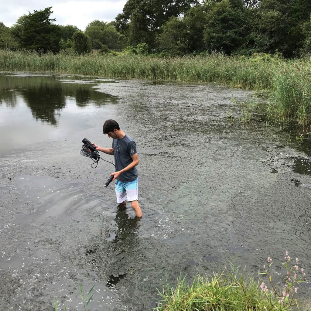 Water Sampling—What are we looking for? – Friends of